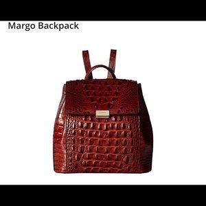 Brahmin Margo Backpack Pecan